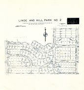 Linde and Hill Park No. 2 - Sheet 2, King County 1945 Vols 1 and 2